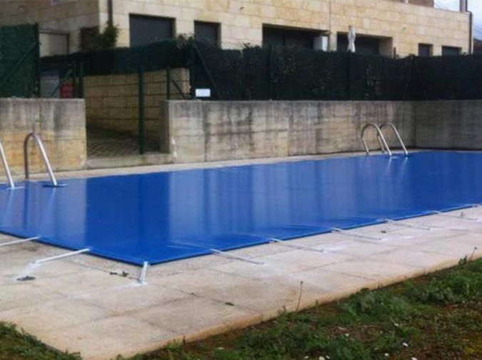 Cubrir nuestra piscina