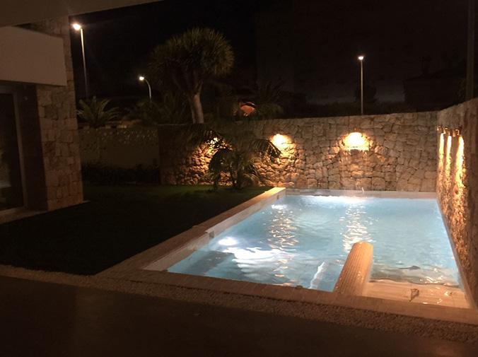Construcción de piscina 5