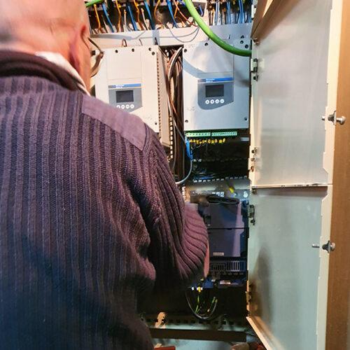 Reparaciones eléctricas e hidráulicas
